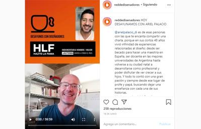 Entrevista I en Red de Diseñadores