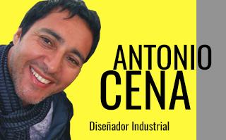 ANTONIO CENA, DISEÑADOR INDUSTRIAL