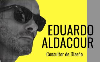 EDUARDO ALDACOUR, CONSULTOR DE DISEÑO